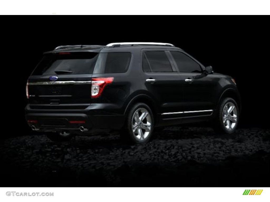 black ford explorer - Ford Explorer 2012 Black