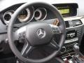 2012 C 250 Luxury Steering Wheel