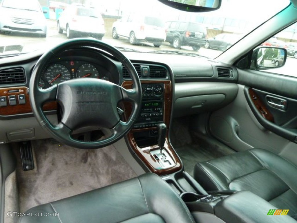 Subaru Vin Decoder >> Black Interior 2001 Subaru Outback Limited Sedan Photo #54480014 | GTCarLot.com