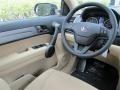 2011 Urban Titanium Metallic Honda CR-V LX  photo #5