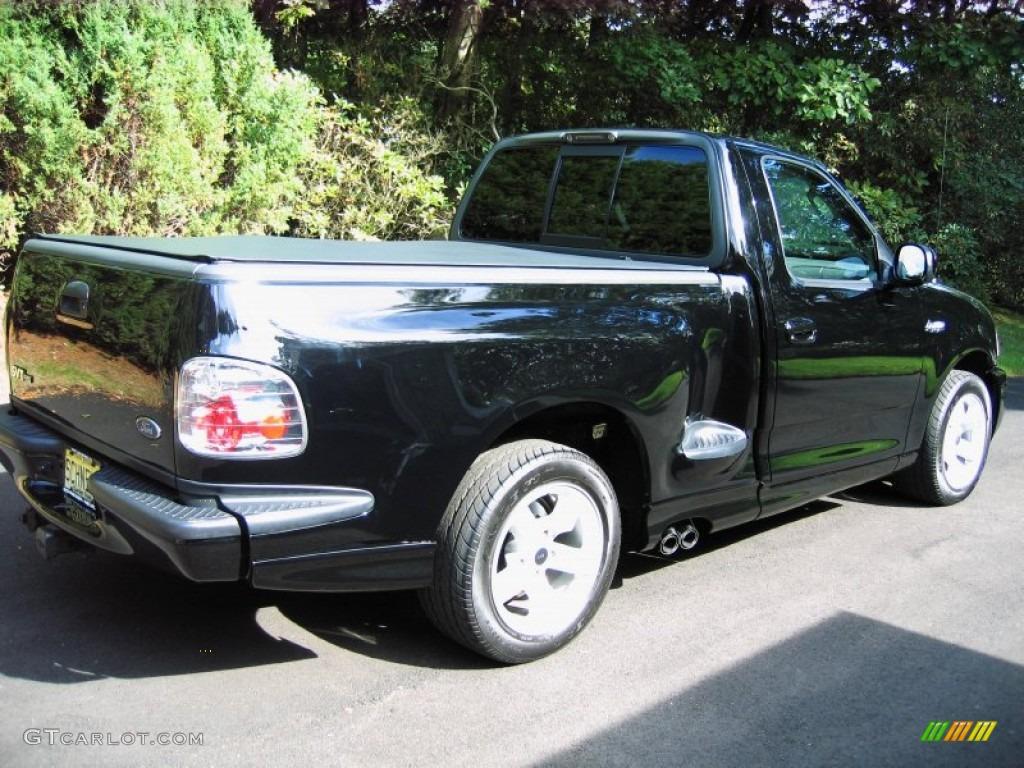 Black 2002 ford f150 svt lightning exterior photo 54482666 gtcarlot com