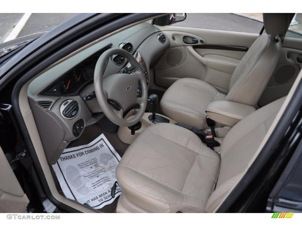 2001 ford focus interior colors for Ford focus interior accessories