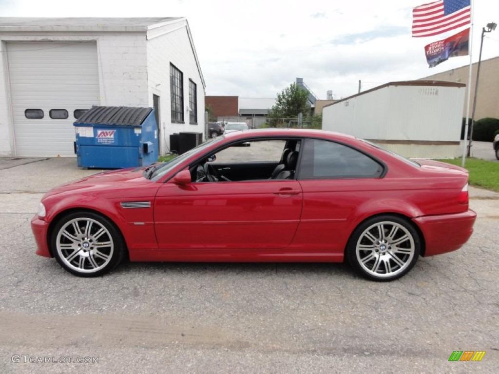 Imola red 2002 bmw m3 coupe exterior photo 54484070 gtcarlot com