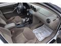 2002 Pontiac Grand Am Dark Taupe Interior Interior Photo