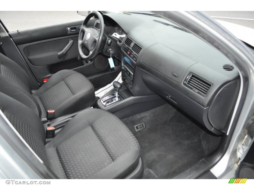 2001 Volkswagen Jetta Gl Sedan Interior Photos