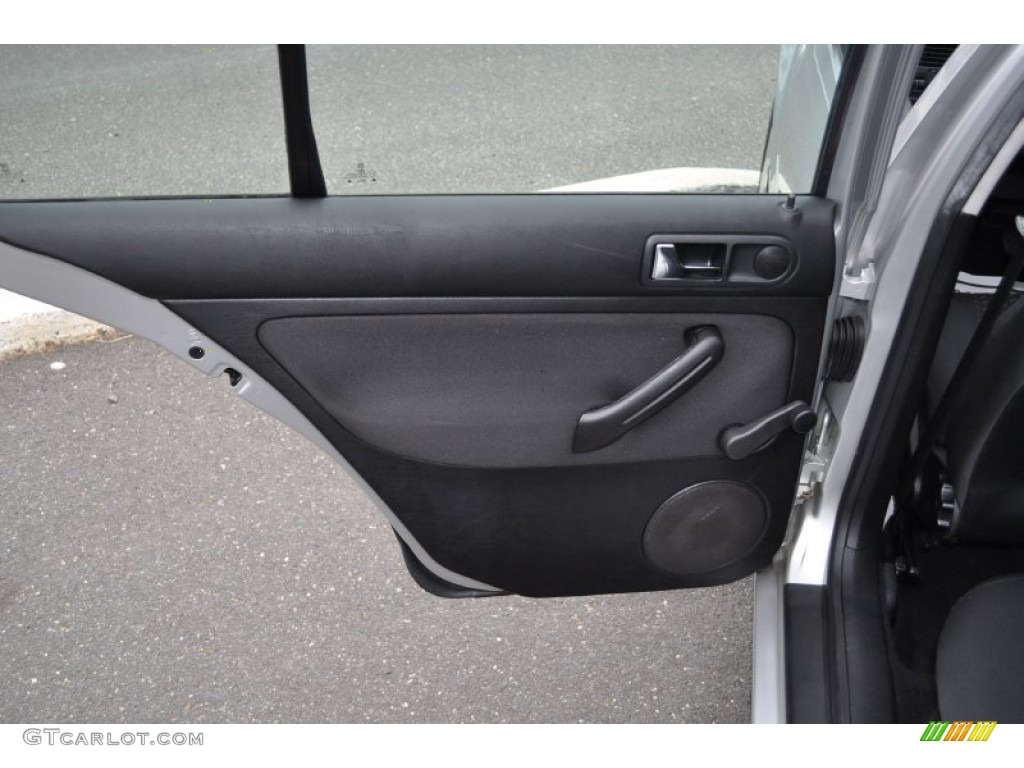 2001 Volkswagen Jetta Gl Sedan Door Panel Photos