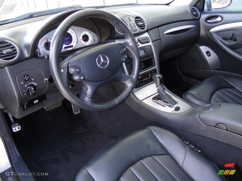 2004 Mercedes-Benz CLK 55 AMG Cabriolet interior Photo ...