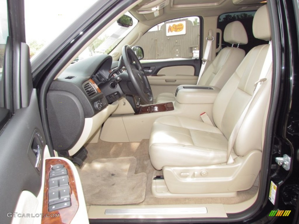 2007 Chevrolet Tahoe Ltz Interior Photo 54487418 Gtcarlot Com