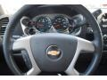 Ebony Steering Wheel Photo for 2011 Chevrolet Silverado 1500 #54490856