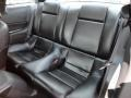 Black 2006 Ford Mustang V6 Premium Coupe Interior Color