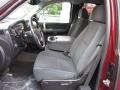 Ebony Interior Photo for 2008 Chevrolet Silverado 1500 #54498419