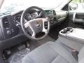 Ebony Prime Interior Photo for 2008 Chevrolet Silverado 1500 #54498428