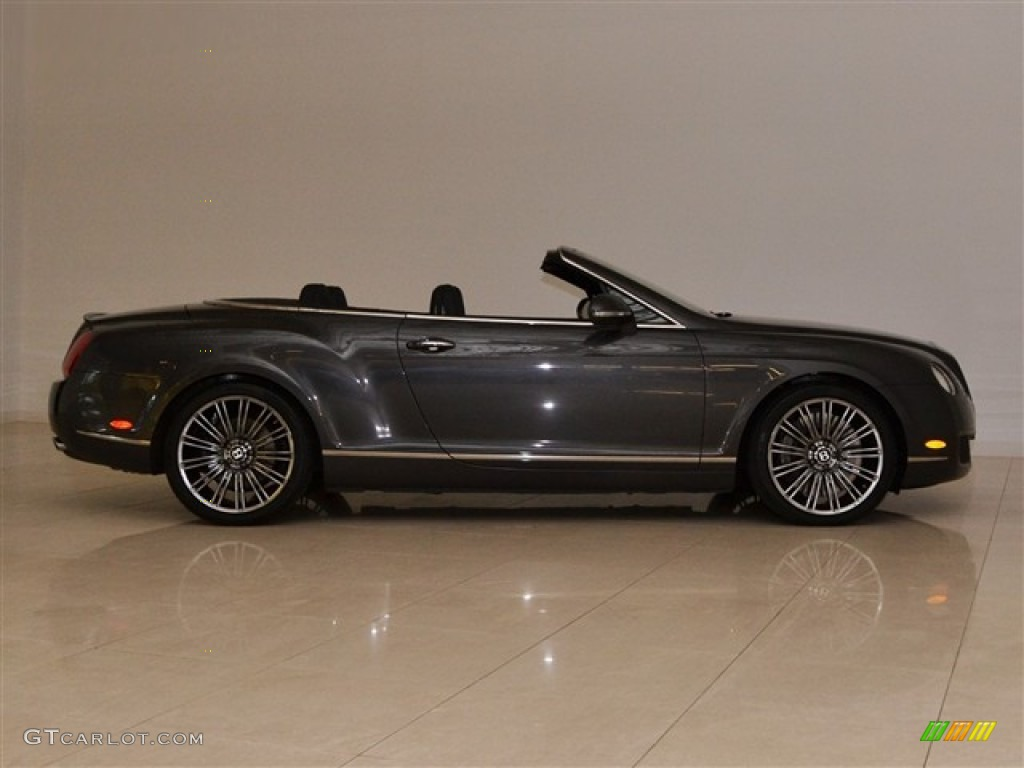 Anthracite 2010 Bentley Continental Gtc Speed Exterior Photo 54501815 Gtcarlot Com