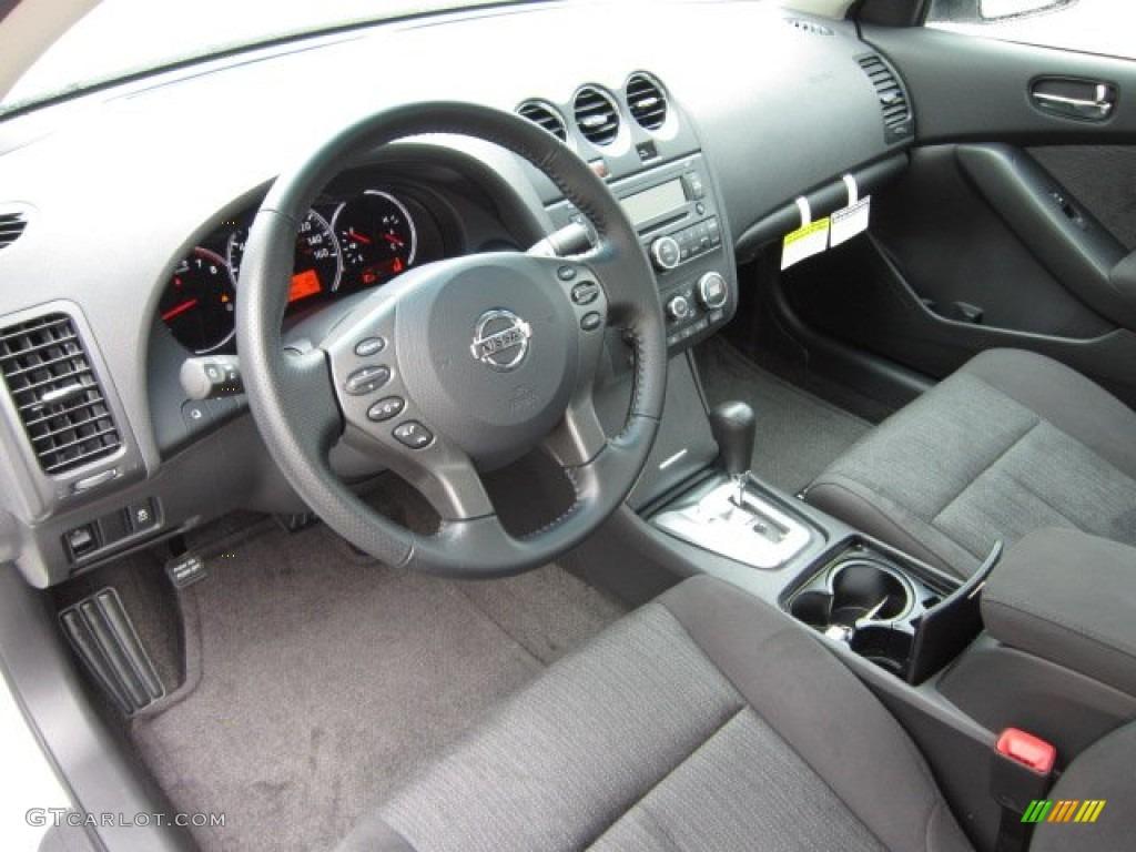 Charcoal Interior 2012 Nissan Altima 2 5 S Photo 54502712