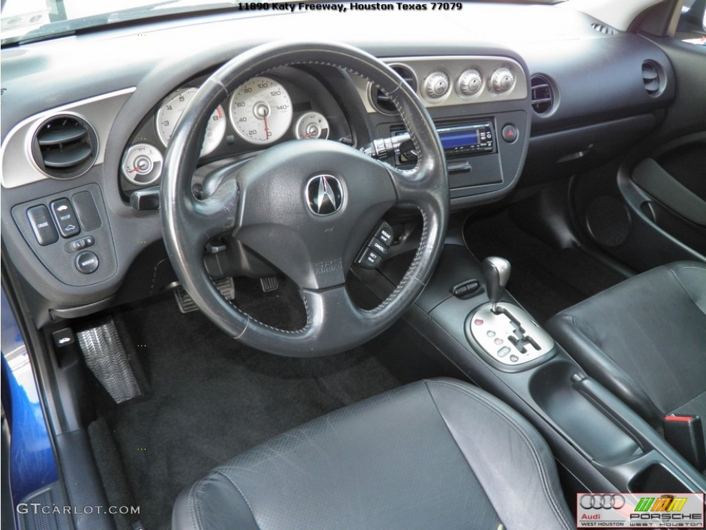 2003 Eternal Blue Pearl Acura Rsx Sports Coupe 54509272