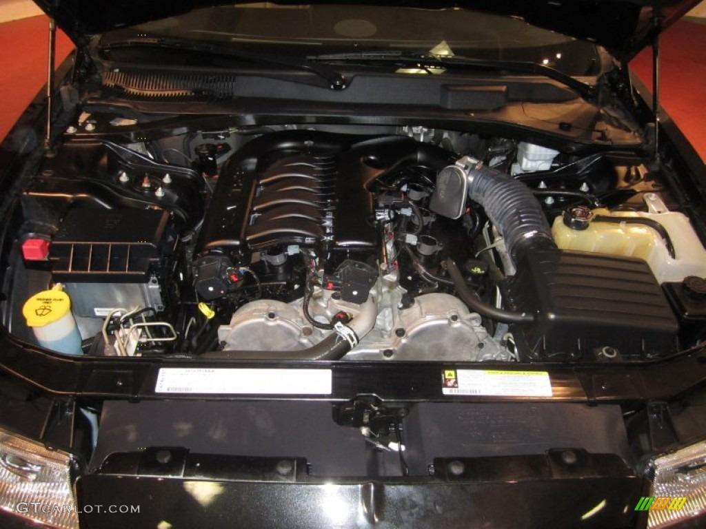 2007 Chrysler 300 Touring Engine Photos