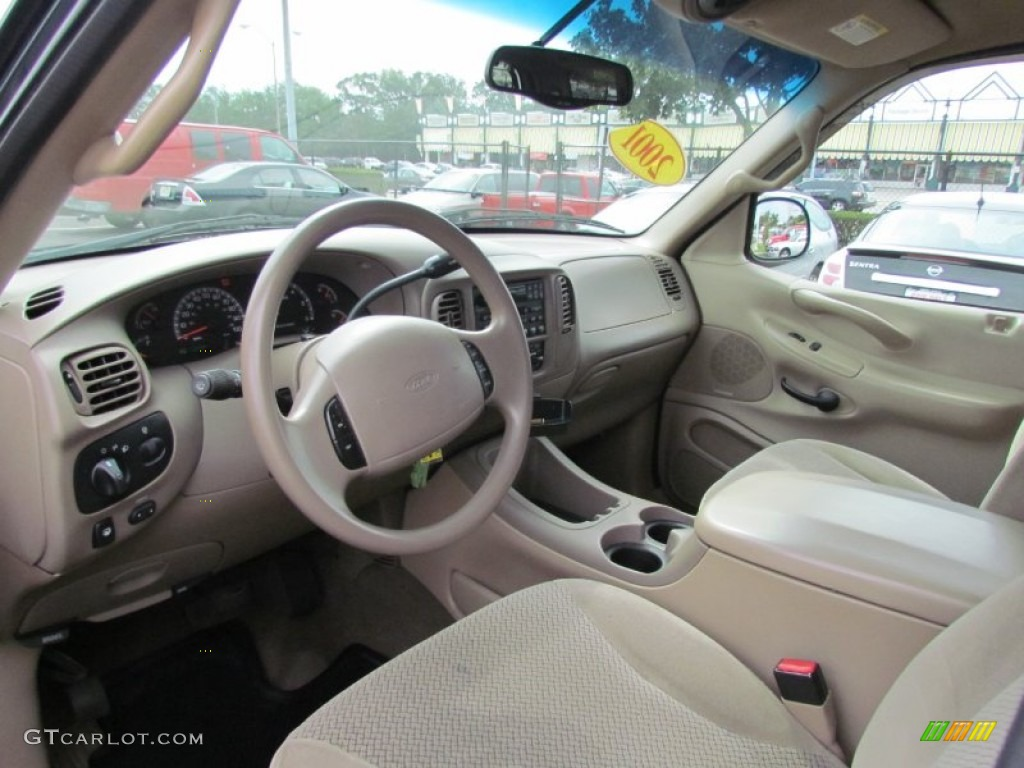2001 Ford Expedition Xlt 4x4 Interior Photo 54520118