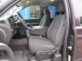 Ebony Interior Photo for 2008 Chevrolet Silverado 1500 #54520236