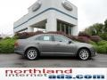 2011 Sterling Grey Metallic Ford Fusion SEL V6  photo #1