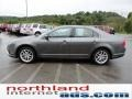 2011 Sterling Grey Metallic Ford Fusion SEL V6  photo #5