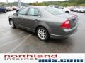 2011 Sterling Grey Metallic Ford Fusion SEL V6  photo #6