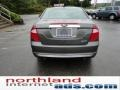 2011 Sterling Grey Metallic Ford Fusion SEL V6  photo #7