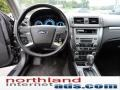 2011 Sterling Grey Metallic Ford Fusion SEL V6  photo #11