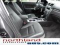 2011 Sterling Grey Metallic Ford Fusion SEL V6  photo #16