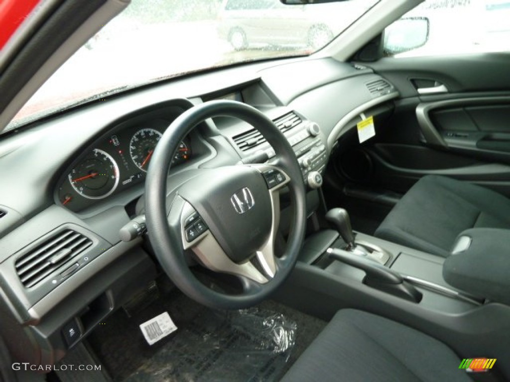 Black Interior 2012 Honda Accord LX-S Coupe Photo ... Honda Accord 2012 Coupe Interior