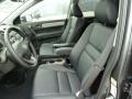 Black Interior Photo for 2011 Honda CR-V #54525464