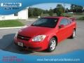 2007 Victory Red Chevrolet Cobalt LT Coupe  photo #2