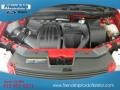 2007 Victory Red Chevrolet Cobalt LT Coupe  photo #11
