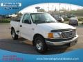 Oxford White - F150 XL Heritage Regular Cab Photo No. 4