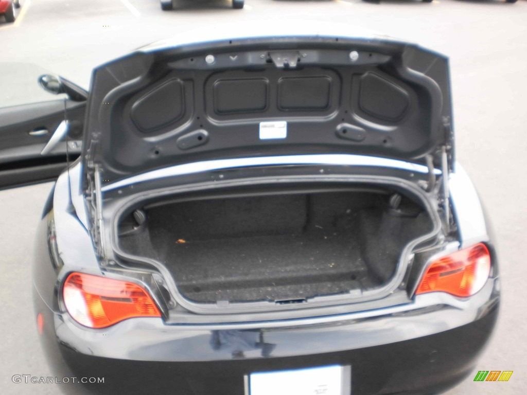 2006 Bmw Z4 3 0i Roadster Trunk Photo 54537451 Gtcarlot Com
