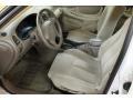 Neutral 2000 Oldsmobile Alero Interiors