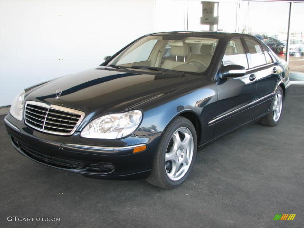 2006 black opal metallic mercedes benz s 350 sedan. Black Bedroom Furniture Sets. Home Design Ideas
