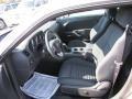 Dark Slate Gray Interior Photo for 2012 Dodge Challenger #54547839