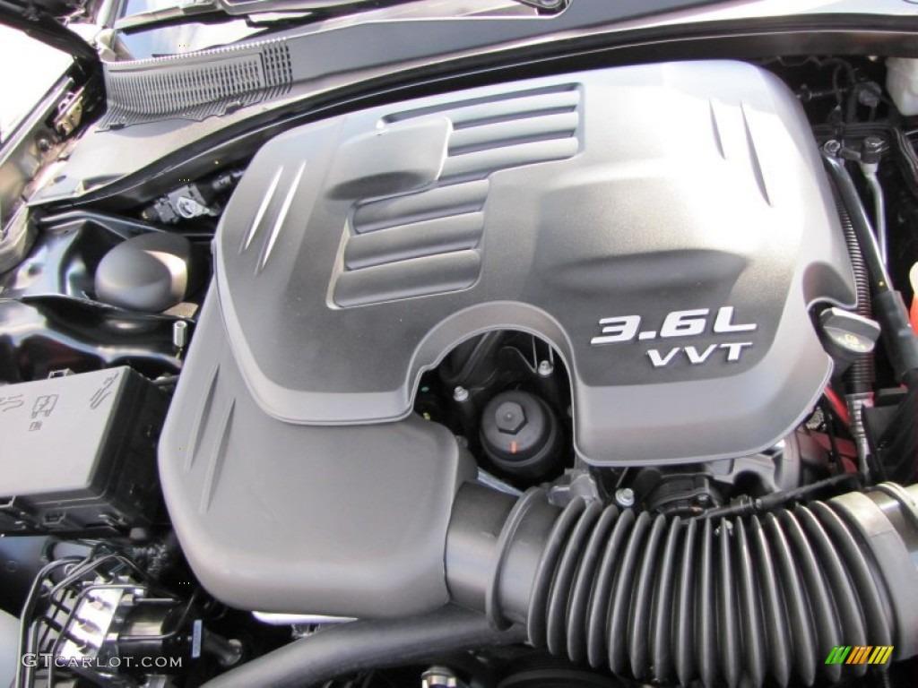 2012 Dodge Charger Se 3 6 Liter Dohc 24