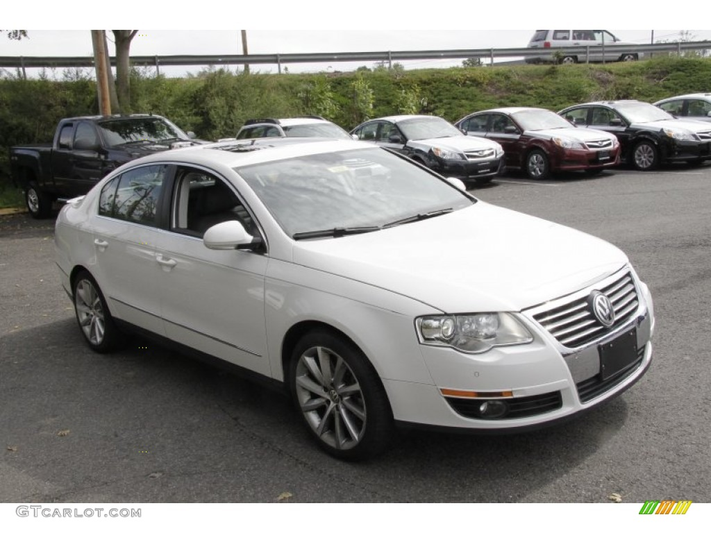 candy white 2008 volkswagen passat vr6 4motion sedan exterior photo 54568930. Black Bedroom Furniture Sets. Home Design Ideas