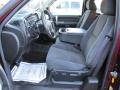 Ebony Interior Photo for 2008 Chevrolet Silverado 1500 #54578396