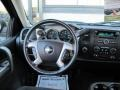 Ebony Dashboard Photo for 2008 Chevrolet Silverado 1500 #54578405