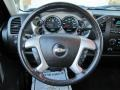 Ebony Steering Wheel Photo for 2008 Chevrolet Silverado 1500 #54578423