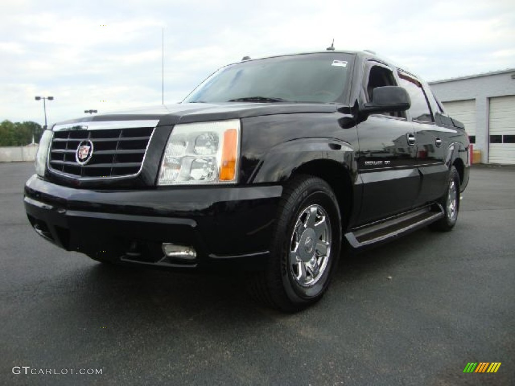 2004 cadillac escalade ext awd exterior photos. Black Bedroom Furniture Sets. Home Design Ideas