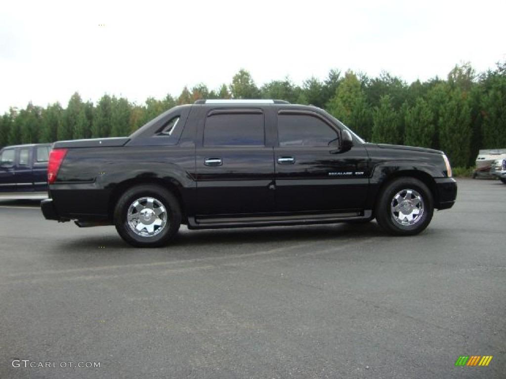 Black Raven 2004 Cadillac Escalade EXT AWD Exterior Photo ...