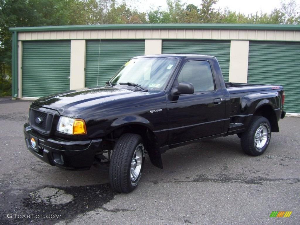 2011 Ford Edge For Sale >> 2004 Black Ford Ranger Edge Regular Cab #54577445 | GTCarLot.com - Car Color Galleries
