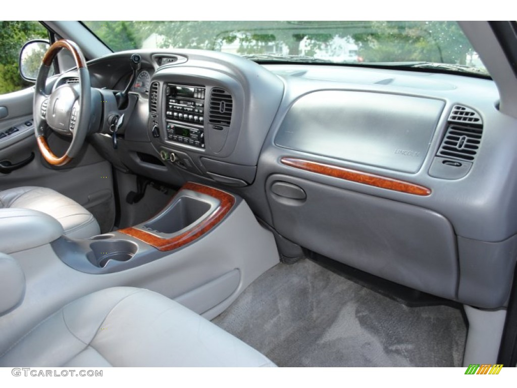 1999 lincoln navigator silver 200 interior and exterior. Black Bedroom Furniture Sets. Home Design Ideas