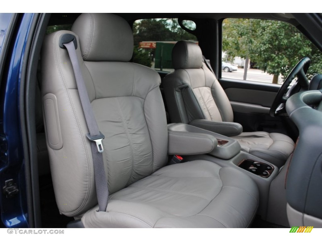 graphite interior 2001 chevrolet suburban 1500 lt 4x4. Black Bedroom Furniture Sets. Home Design Ideas