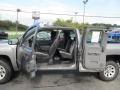 Graystone Metallic - Silverado 1500 Work Truck Extended Cab 4x4 Photo No. 14