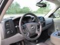 Graystone Metallic - Silverado 1500 Work Truck Extended Cab 4x4 Photo No. 15