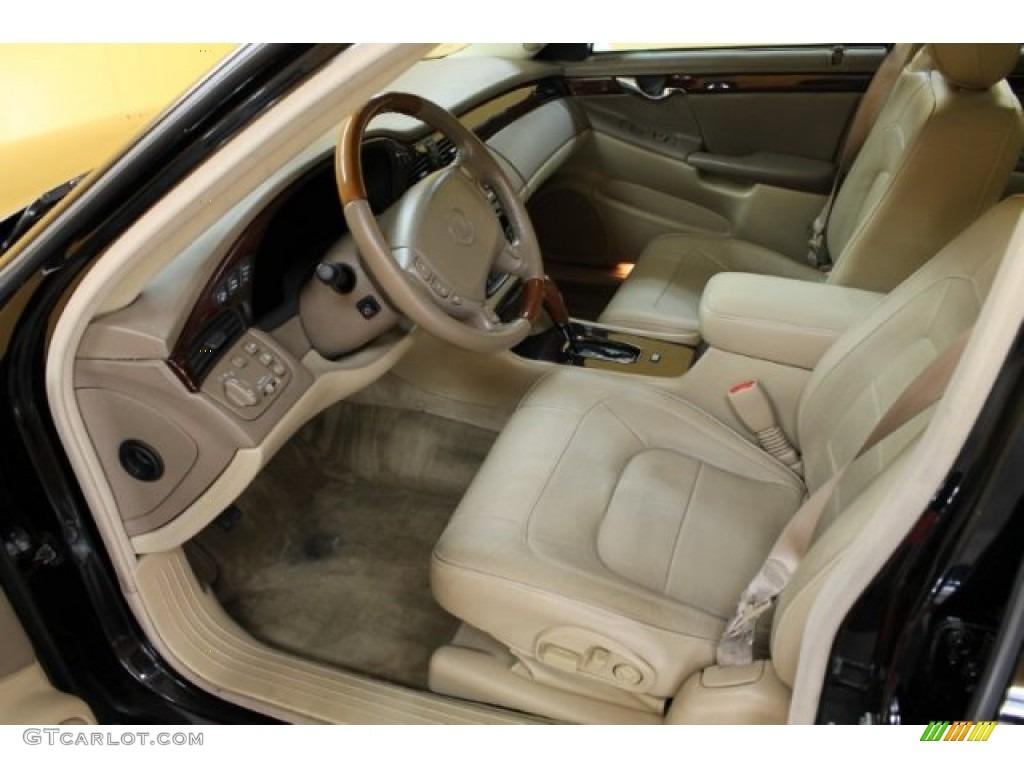 2005 Cadillac Deville Dts Interior Photo 54590288